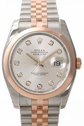 Rolex Datejust Two Tone  116201-0063