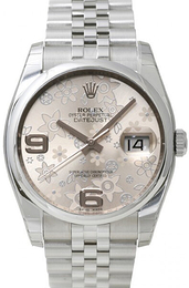 Rolex Datejust Steel  116200-0085