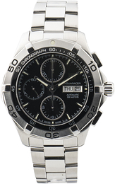 TAG Heuer Aquaracer Calibre 16 Day Date Automatic Chronograph  CAF2010.BA0815